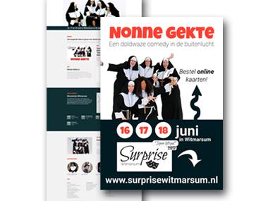 Surprisewitmarsum.nl NonneGekte!